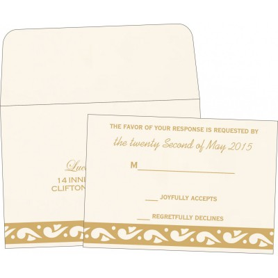 RSVP Cards - RSVP-1225