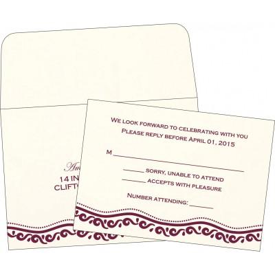 RSVP Cards - RSVP-1375