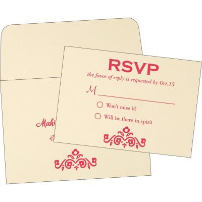 RSVP Cards - RSVP-1407