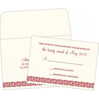 RSVP Cards - RSVP-1411