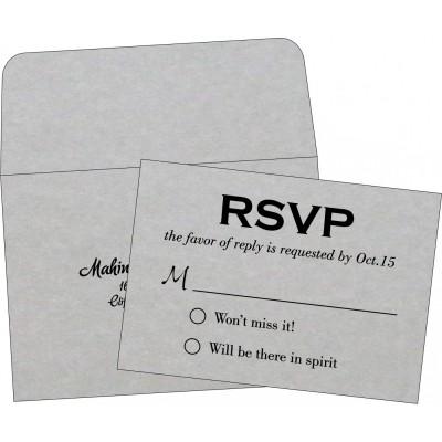 RSVP Cards - RSVP-1498