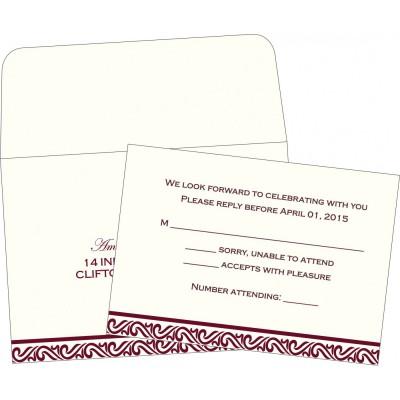 RSVP Cards - RSVP-2077