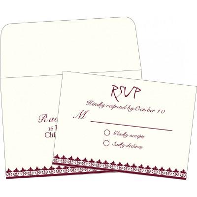 RSVP Cards - RSVP-2084