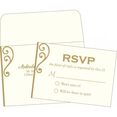 RSVP Cards - RSVP-2116