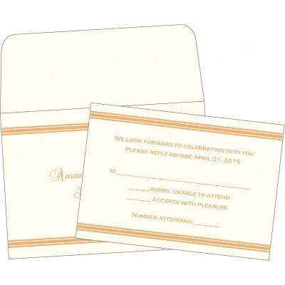 RSVP Cards - RSVP-2203