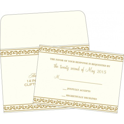 RSVP Cards - RSVP-2205