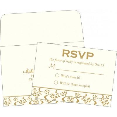 RSVP Cards - RSVP-2238