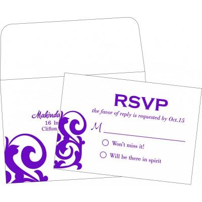 RSVP Cards - RSVP-2278