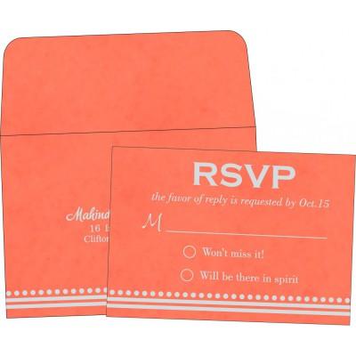 RSVP Cards - RSVP-5011E