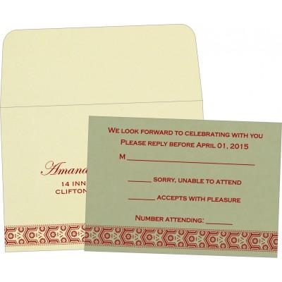 RSVP Cards - RSVP-5014B