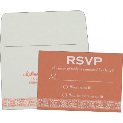 RSVP Cards - RSVP-5014E