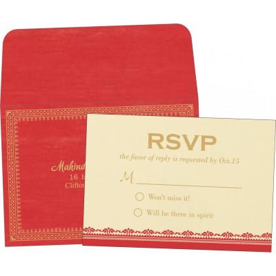RSVP Cards - RSVP-8205R