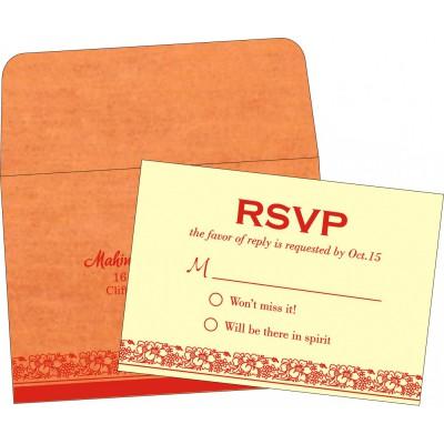RSVP Cards - RSVP-8207J