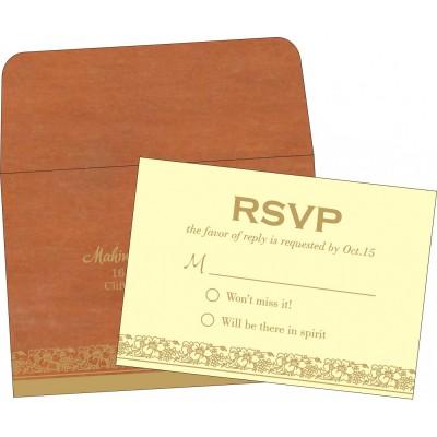 RSVP Cards - RSVP-8207N