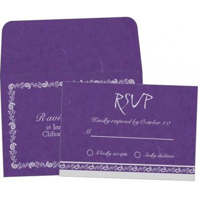 RSVP Cards - RSVP-8208D