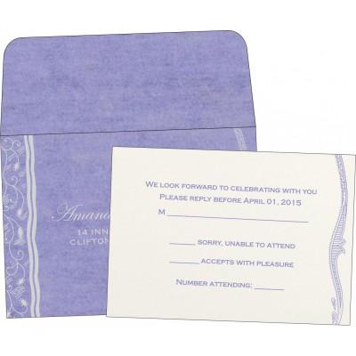 RSVP Cards - RSVP-8210N