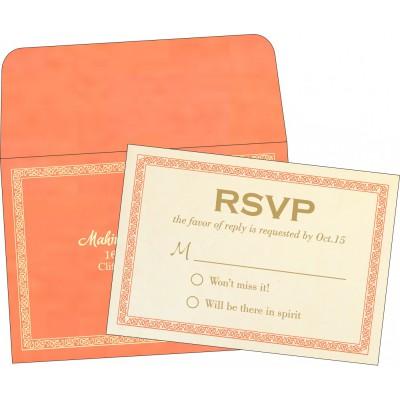 RSVP Cards - RSVP-8211F