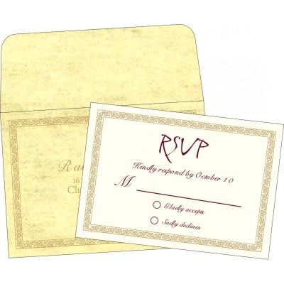 RSVP Cards - RSVP-8211K