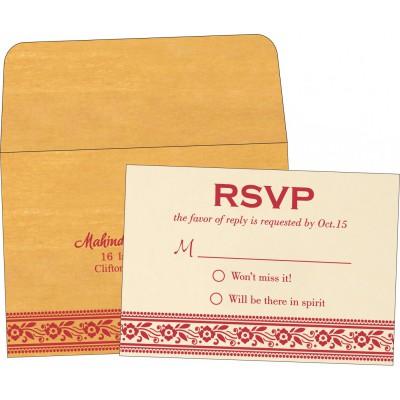 RSVP Cards - RSVP-8220O