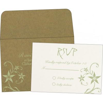 RSVP Cards - RSVP-8225F