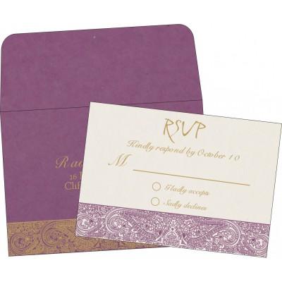 RSVP Cards - RSVP-8234D