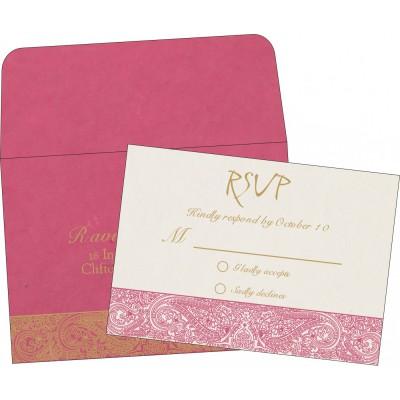 RSVP Cards - RSVP-8234I