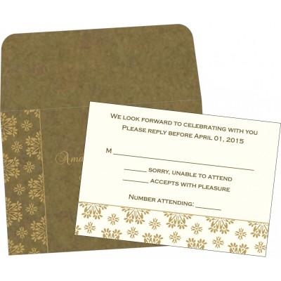 RSVP Cards - RSVP-8237E