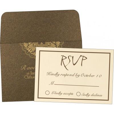RSVP Cards - RSVP-8238G