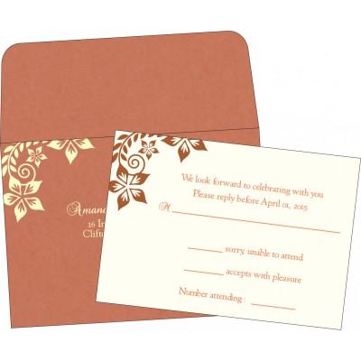RSVP Cards - RSVP-8240H
