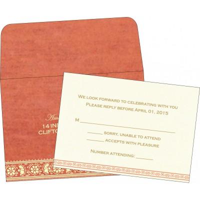 RSVP Cards - RSVP-8242I