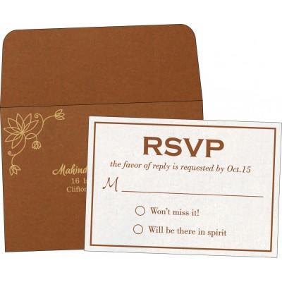 RSVP Cards - RSVP-8251M