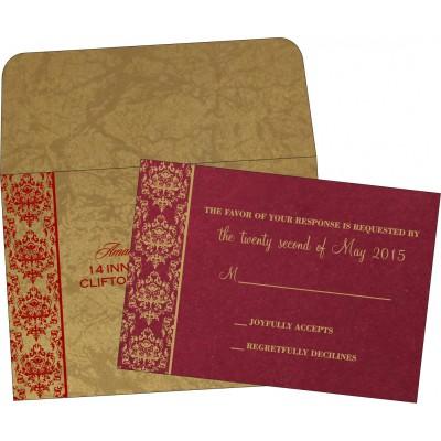 RSVP Cards - RSVP-8253B