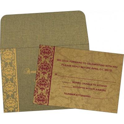 RSVP Cards - RSVP-8253C