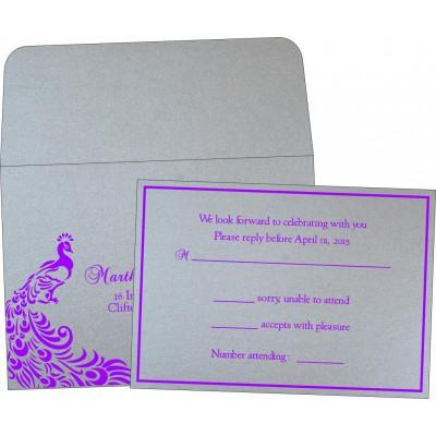 RSVP Cards - RSVP-8255C
