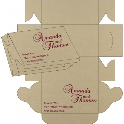Sweet Boxes 7102 - IndianWeddingCards