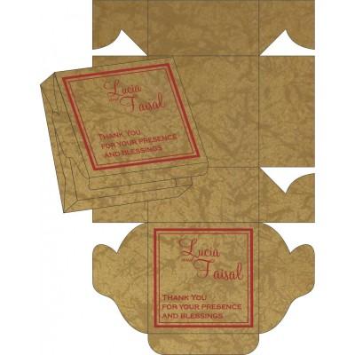 Sweet Boxes 7172 - IndianWeddingCards