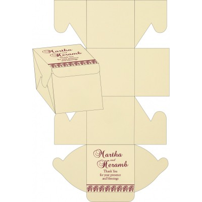 Sweet Boxes - SB-8218N