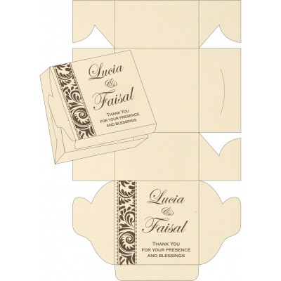 Sweet Boxes - SB-8235K