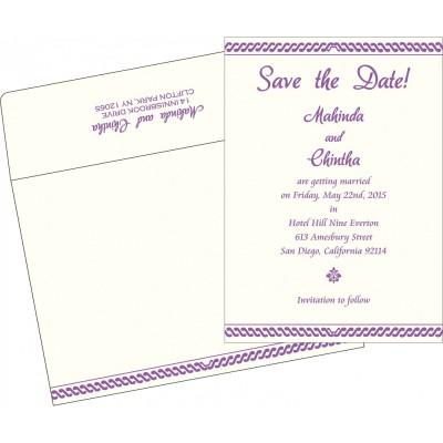 Save The Date - STD-1327