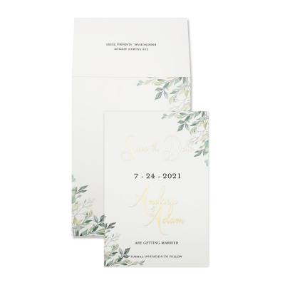 Save The Date 7199 - IndianWeddingCards