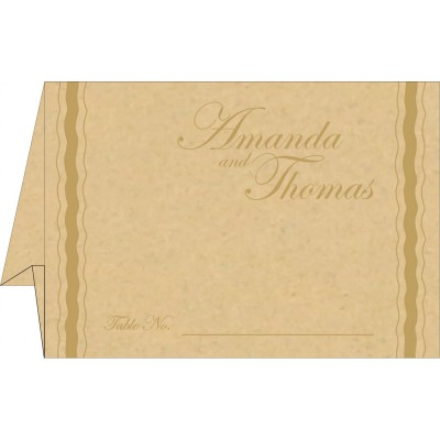 Table Cards - TC-1187