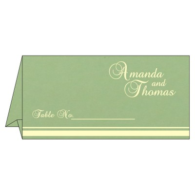 Table Cards - TC-1190