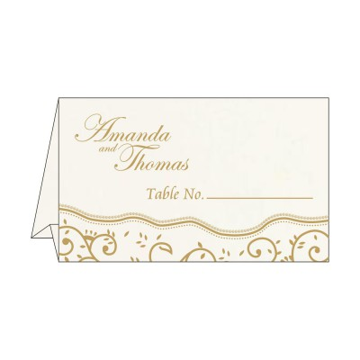 Table Cards - TC-1197