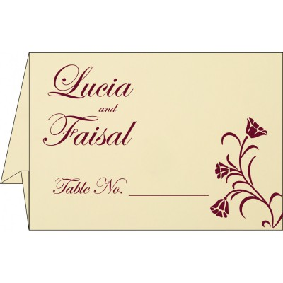 Table Cards - TC-1203