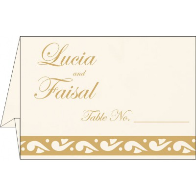 Table Cards - TC-1225