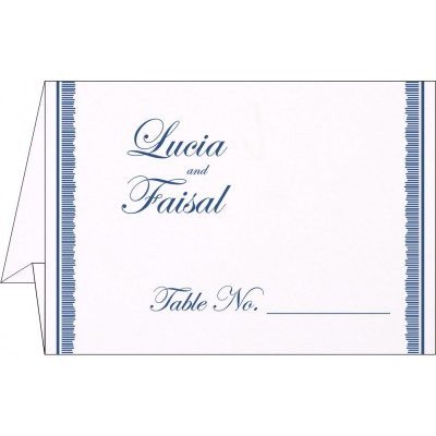 Table Cards - TC-1277