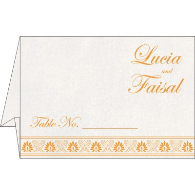Table Cards - TC-1296