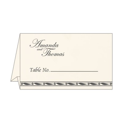 Table Cards - TC-1328