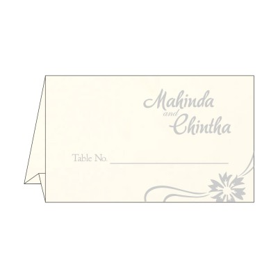 Table Cards - TC-1380