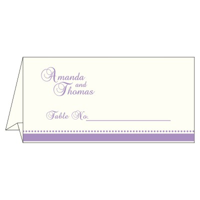 Table Cards - TC-1431